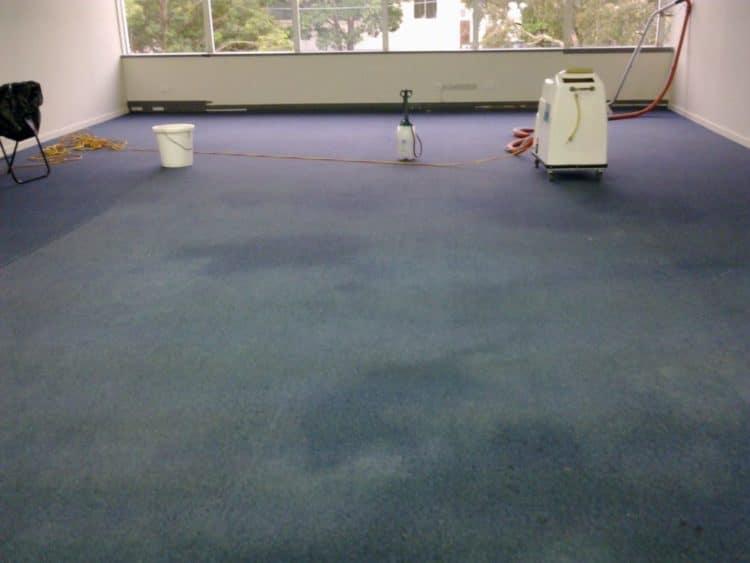 Before-Teppichboden